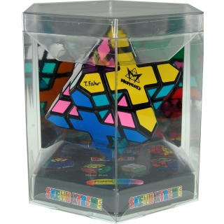 Meffert's Puzzle: Skewb Xtreme Difficulty Level 7/10