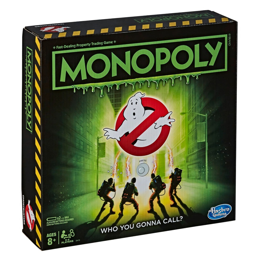 Monopoly: Ghost Busters Edition