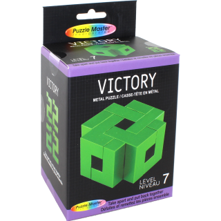 Metal Puzzle: Victory Difficulty Level 7/10