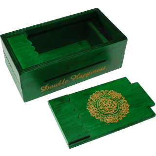 Secret box: Double Happiness Bank