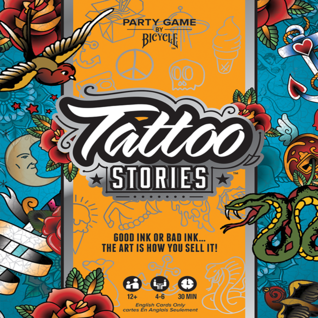 Tattoo Stories