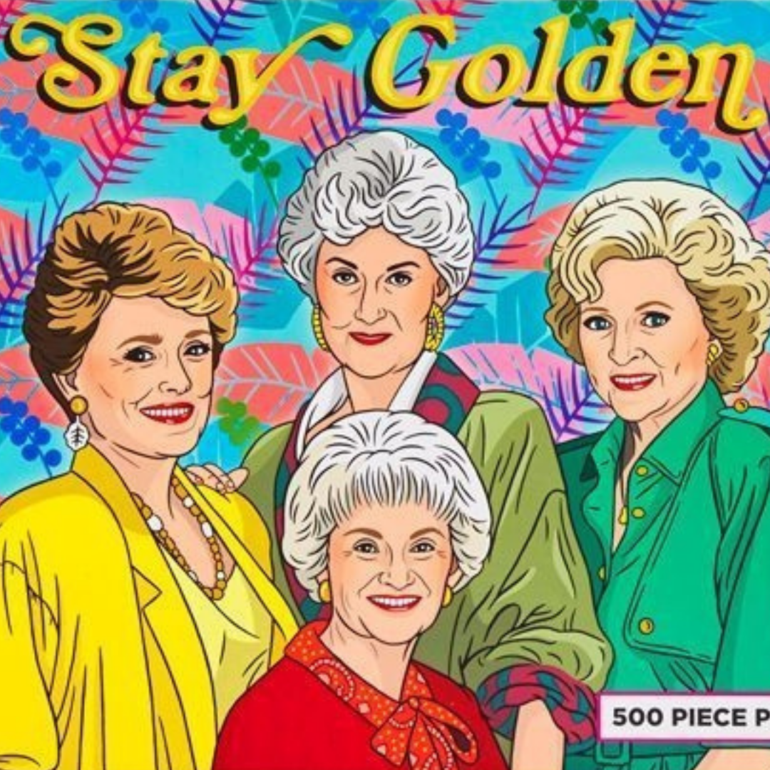 Stay Golden Puzzle
