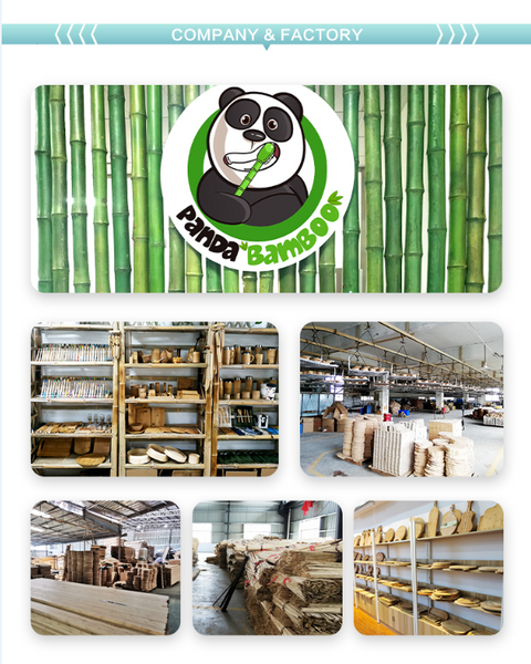 Panda Wholesale Bamboo Toothbrush Manufacturer Supplier Exporter Factory
