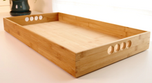 Load image into Gallery viewer, Panda Bamboo tray manufacturers, bamboo tray suppliers, bamboo tray wholesale 3