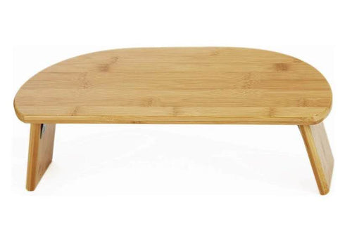 Ergonomic Folding Meditation Bench