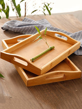 Load image into Gallery viewer, Panda Bamboo tray manufacturers, bamboo tray suppliers, bamboo tray wholesale 2