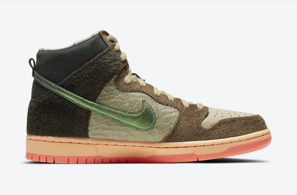 NIKE SB DUNK HIGH CONCEPTS TURDUNKEN - The Edit Man London