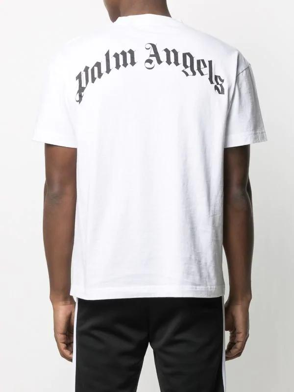 PALM ANGELS TEDDY BEAR T-SHIRT - The Edit Man London Online