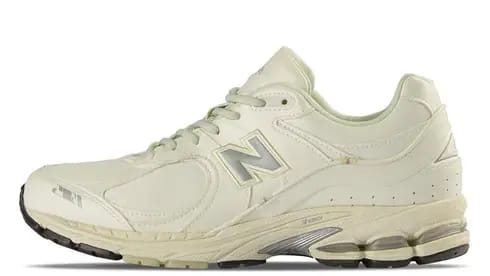 NEW BALANCE 2002R X RANDOM EVENT WHITE - The Edit Man London