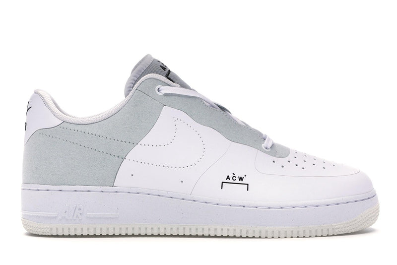 NIKE AIR FORCE 1 LOW A COLD WALL WHITE - The Edit Man London Online