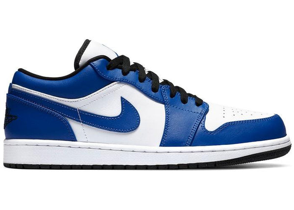 JORDAN 1 LOW GAME ROYAL - The Edit Man London Online
