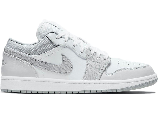 JORDAN 1 LOW PRM SMOKE GREY ELEPHANT - The Edit Man London Online