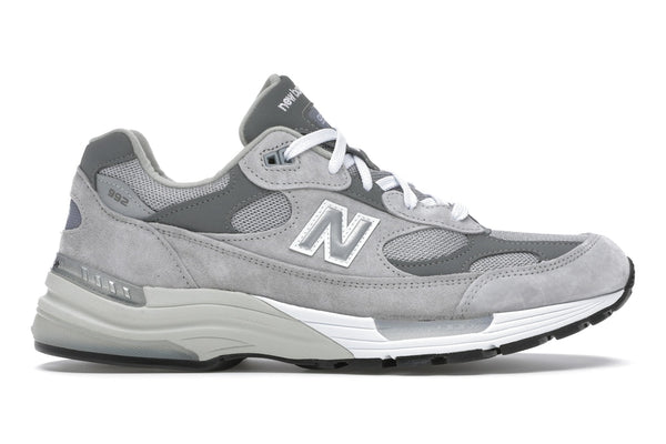 NEW BALANCE 992 GREY - The Edit Man London Online