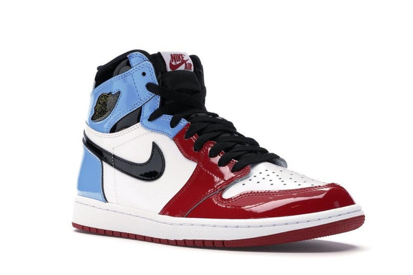 JORDAN 1 HIGH  FEARLESS UNC CHICAGO - The Edit Man London Online