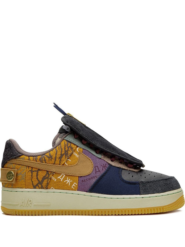 TRAVIS SCOTT X AIR FORCE 1 CACTUS JACK - The Edit Man London Online