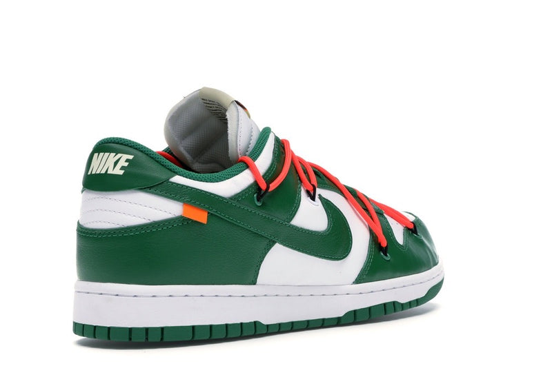 NIKE DUNK LOW OFF-WHITE PINE GREEN - The Edit Man London Online