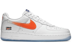 NIKE X KITH AIR FORCE 1 LOW KNICKS AWAY - The Edit Man London Online