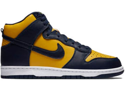 NIKE DUNK HIGH MICHIGAN - The Edit Man London Online