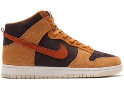 NIKE DUNK HIGH PRM RUSSET - The Edit Man London Online