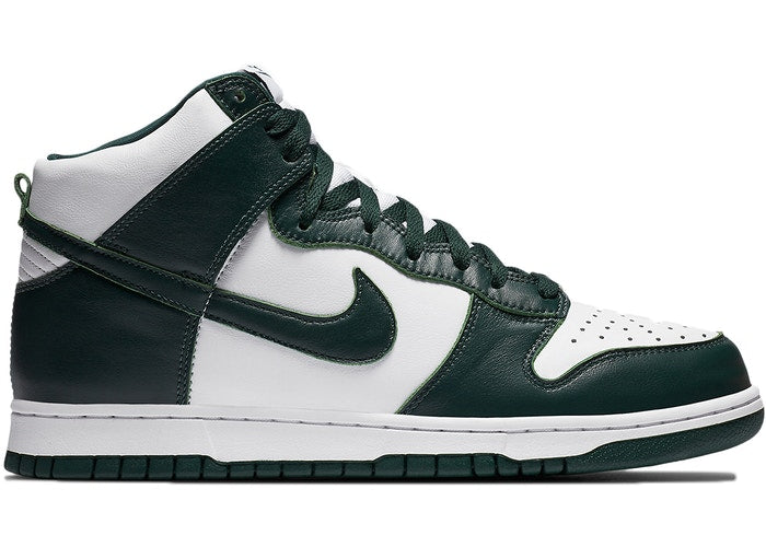 NIKE DUNK HIGH SPARTAN GREEN - The Edit Man London Online