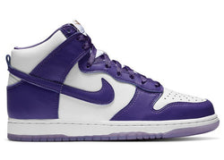 NIKE DUNK HIGH SP VARSITY PURPLE (W) - The Edit Man London Online