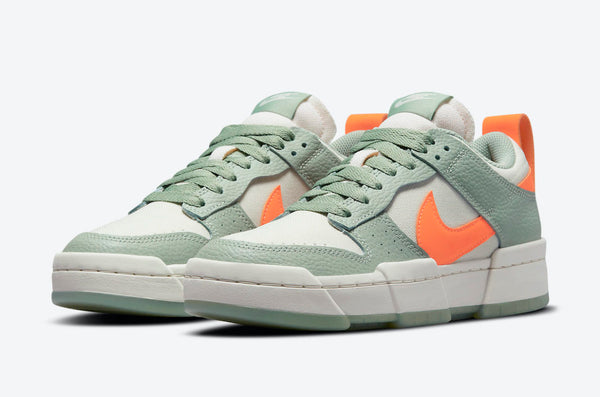 NIKE DUNK DISRUPT SEA GLASS CRIMSON (W) - The Edit Man London