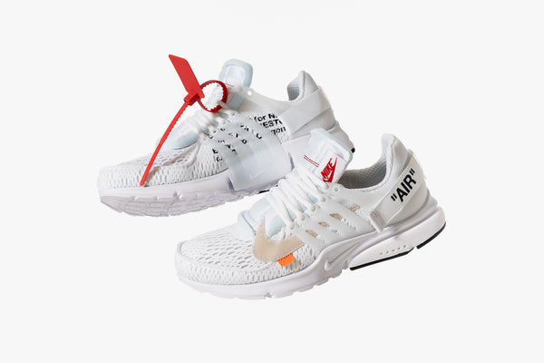 OFF-WHITE PRESTO 2.0 WHITE - The Edit Man London Online
