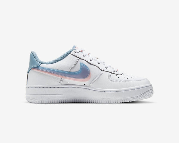 NIKE AIR FORCE 1 'DOUBLE SWOOSH' - The Edit Man London Online