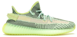YEEZY BOOST 350 V2 YEEZREEL (NON-REFLECTIVE) - The Edit Man London Online