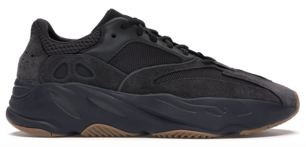 YEEZY BOOST 700 UTILITY BLACK - The Edit Man London Online
