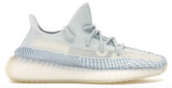 YEEZY BOOST 350 V2 CLOUD WHITE (NON-REFLECTIVE) - The Edit Man London Online