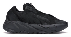 YEEZY BOOST 700 MNVN TRIPLE BLACK - The Edit Man London Online