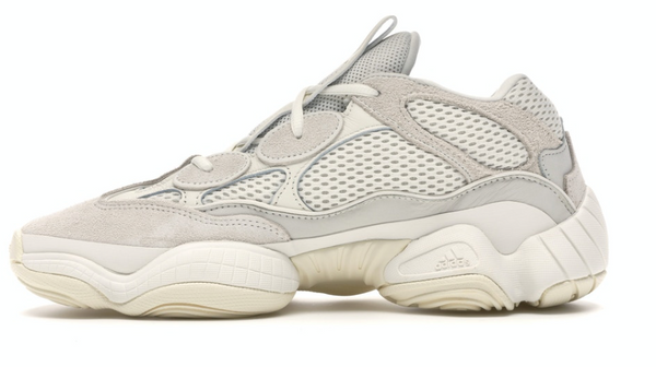 YEEZY BOOST 500 BONE WHITE - The Edit Man London Online