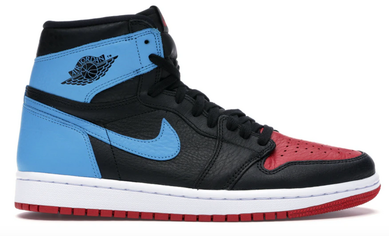 NIKE JORDAN 1 UNC TO CHI LEATHER - The Edit Man London Online