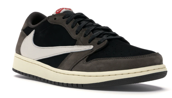 TRAVIS SCOTT X NIKE JORDAN 1 LOW - The Edit Man London Online