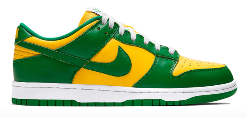 NIKE DUNK LOW BRAZIL - The Edit Man London Online