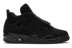 JORDAN 4 BLACK CAT - The Edit Man London Online