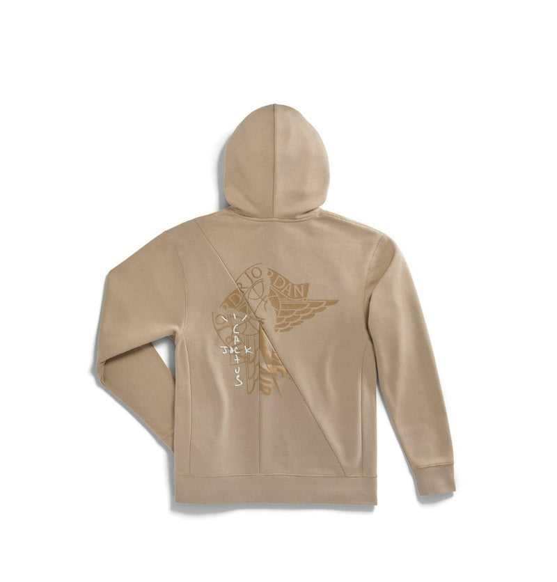 TRAVIS SCOTT CACTUS JACK X JORDAN PULLOVER HOODIE - The Edit Man London