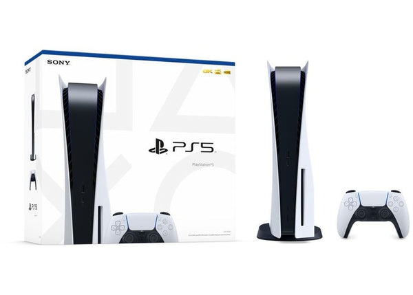 SONY PLAYSTATION 5 DISC EDITION - The Edit Man London Online