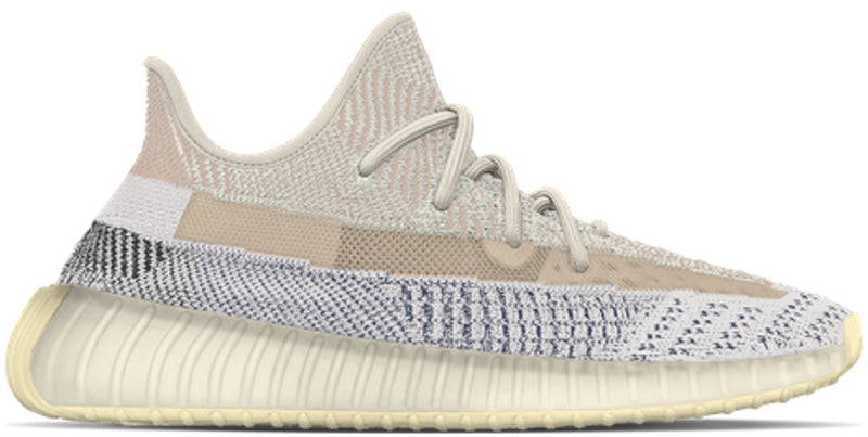 YEEZY BOOST 350 V2 ASH PEARL - The Edit Man London
