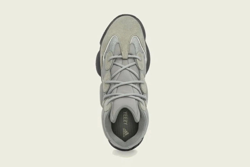 YEEZY BOOST 500 MIST SLATE - The Edit Man London Online