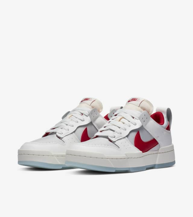 NIKE DUNK LOW DISRUPT GYM RED (W) - The Edit Man London Online
