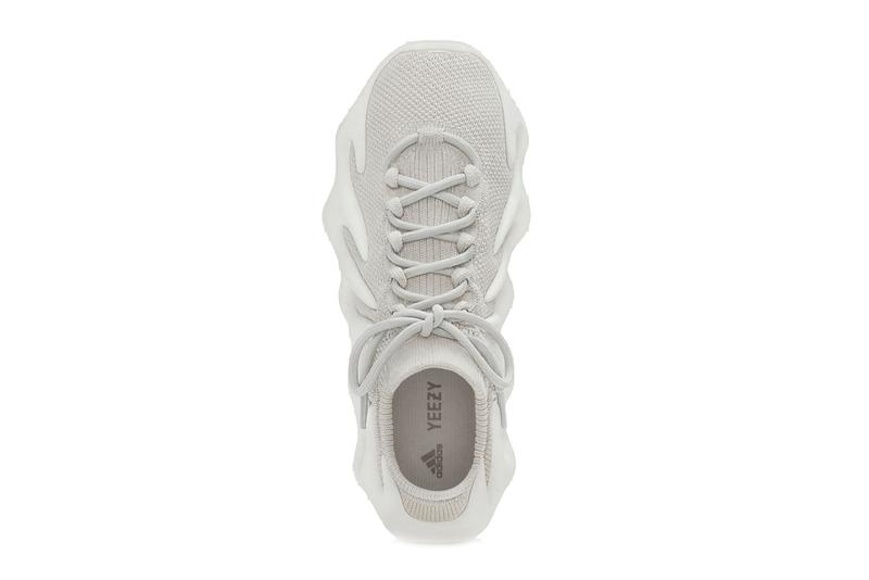 ADIDAS YEEZY 450 CLOUD WHITE - The Edit Man London Online