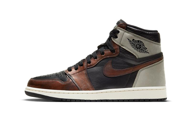 JORDAN 1 RETRO HIGH PATINA - The Edit Man London