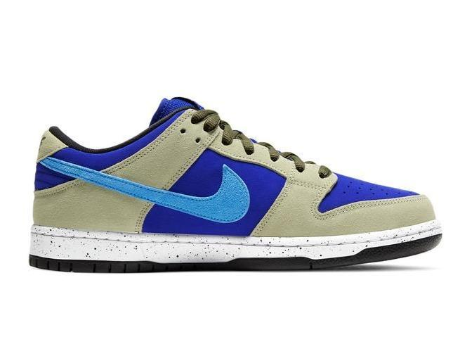NIKE DUNK LOW SB CELADON - The Edit Man London