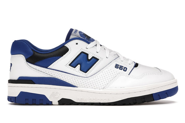 NEW BALANCE 550 WHITE BLUE - The Edit Man London Online