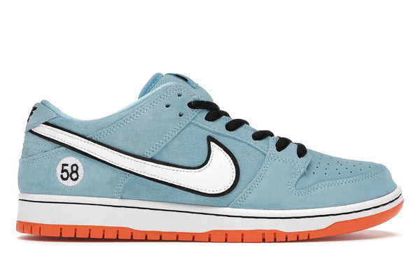 NIKE SB DUNK LOW CLUB 58 GULF - The Edit Man London Online