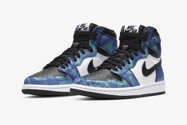 JORDAN 1 RETRO HIGH TIE DYE (W) - The Edit Man London Online