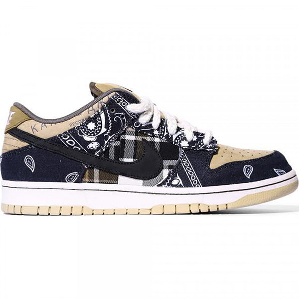 NIKE SB DUNK LOW TRAVIS SCOTT - The Edit Man London Online