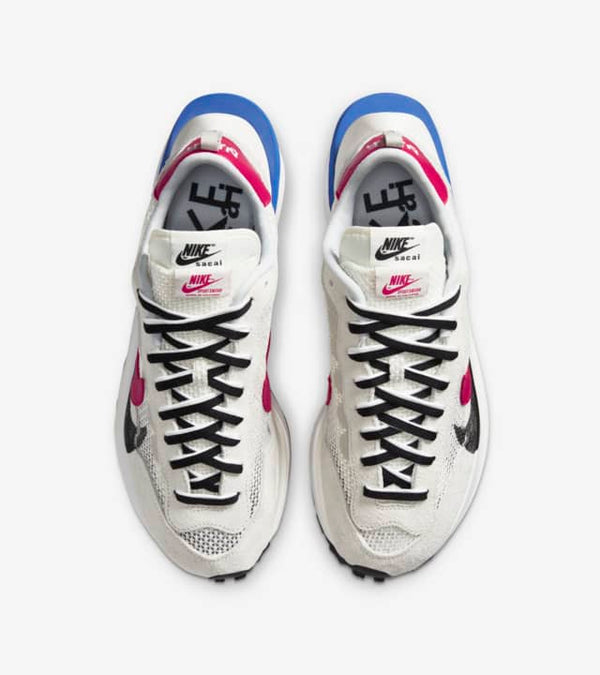 NIKE X SACAI VAPOR-WAFFLE ROYAL FUSCHIA - The Edit Man London Online